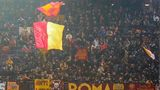 Sampdoria - Roma: coro della Curva Sud contro Pallotta