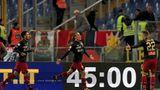 lazio - Genoa 1-2 raccontata da Guido De Angelis