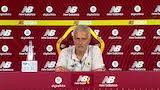 Mourinho: Pellegrini può fare tutto. Se noi avessimo 3 Pellegrini giocherebbero tutti e 3