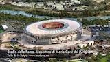 Stop della Roma allo Stadio di Tor di Valle - L'apertura di Mario Corsi del 27-02-2021