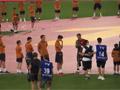 Il saluto finale del Capitano Francesco Totti al termine di Roma - Genoa (28 maggio 2017)
